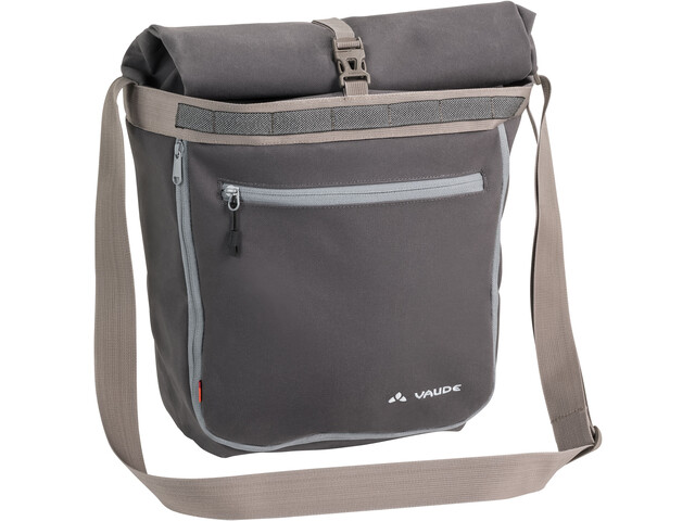 VAUDE ShopAir Back Sac, phantom black